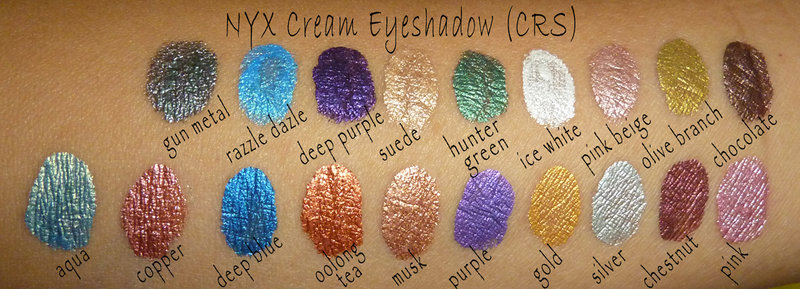 NYX Cream Shadow